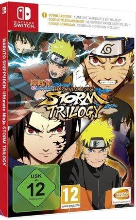 Naruto Shippuden: Ultimate Ninja Storm - Trilogy(Switch) [Expert Langenhagen]
