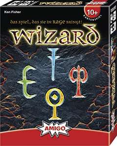 Amigo Wizard | Kartenspiel für 6,47€ (Amazon Prime / Thalia)