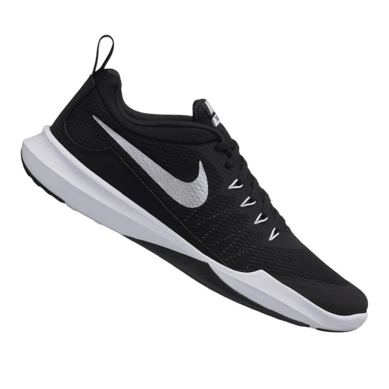 Nike Trainingsschuh Legend Trainer schwarz/weiß (Gr. 38,5 bis 47) od. schwarz/orange (Gr. 40, 42,5, 43)