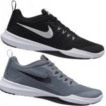 Nike Trainingsschuh Legend Trainer schwarz/weiß (Gr. 38,5 bis 47) od. grau/schwarz (Gr. 40-46)