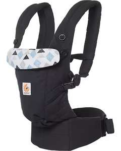 Babytrage Ergobaby adapt Triple Triangles