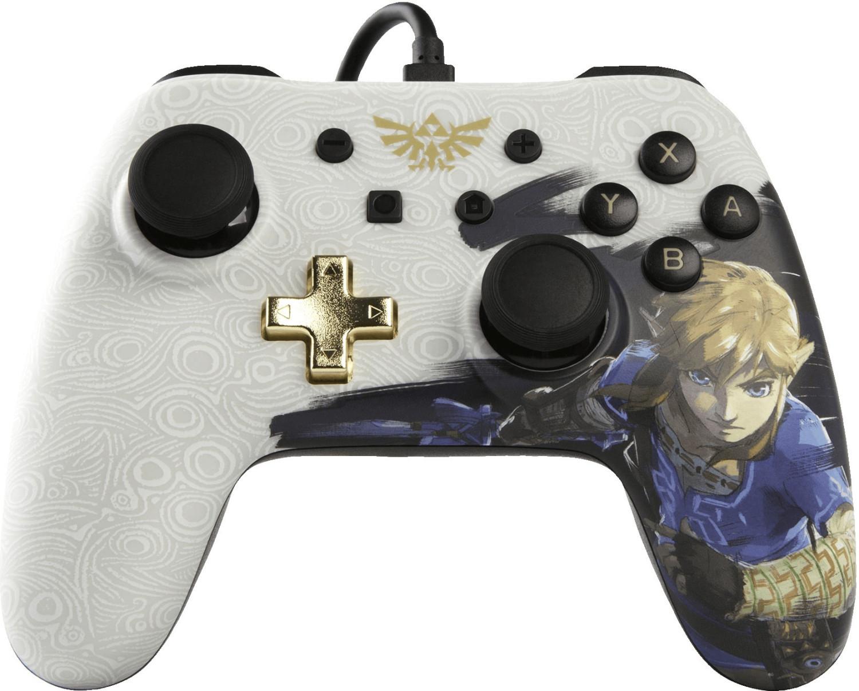 [Mediamarkt ab 20.00 Uhr] PowerA Iconic Controller für Nintendo Switch Zelda Special Edition Link Design (Mehrfarbig) für 24,99€ Abholung