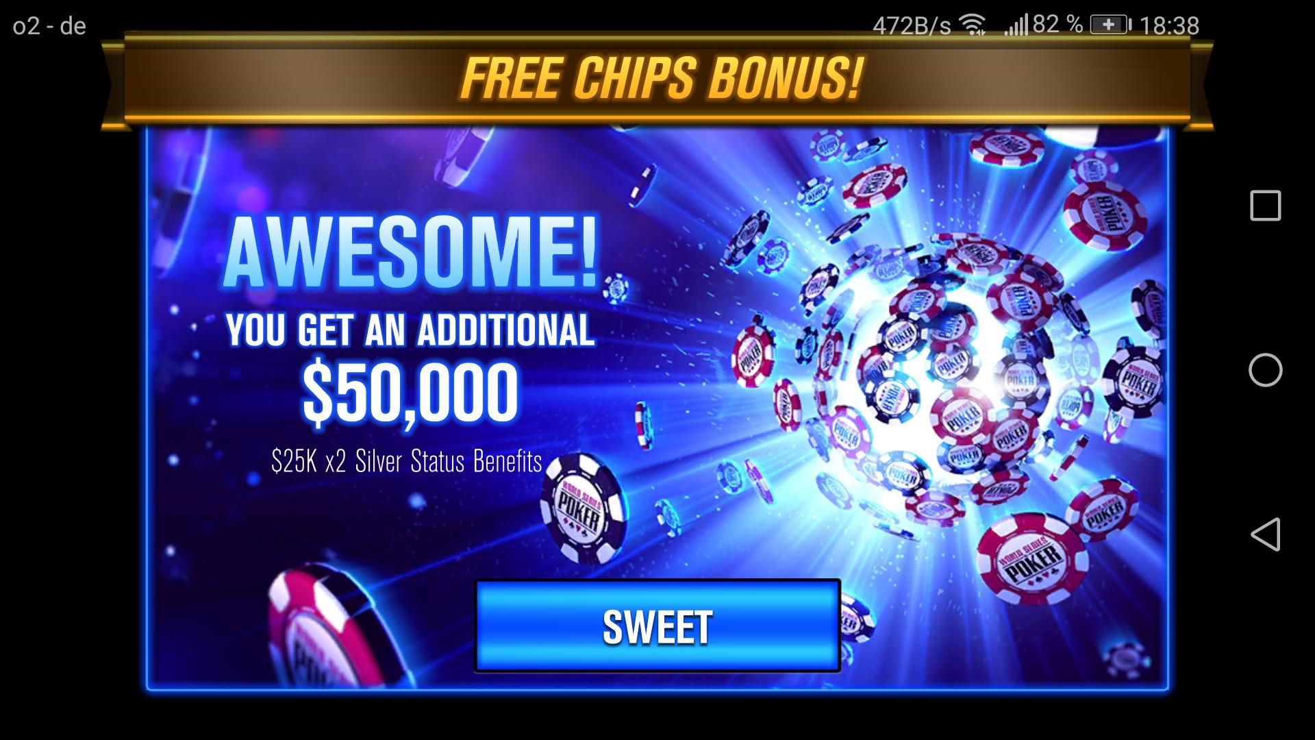WSOP kostenloses Online Poker - Gratis Chips...