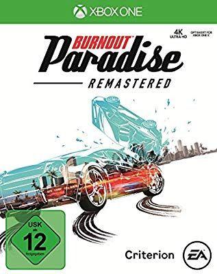 Burnout: ParadiseRemastered (Xbox One)[Amazon Prime]