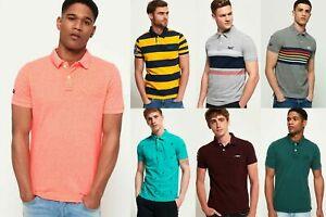 Neue Superdry Polo-Shirts   verschiedene Modelle und Farben