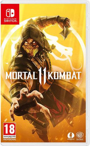 Mortal Kombat 11 (Nintendo Switch) für 33,25€ inkl. Versand (Shopto)