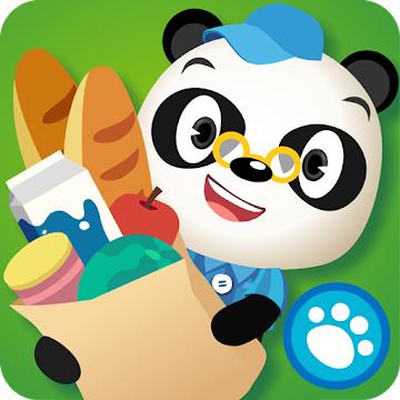 Dr. Panda Supermarkt kostenlos (Android & iOS)