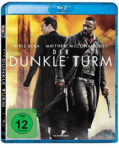 Der dunkle Turm (Blu-ray) für 5€ (Amazon Prime & Media Markt)