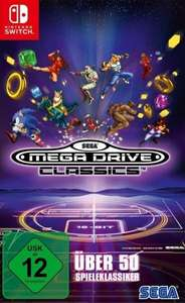 SEGA Mega Drive Classics [Nintendo Switch] für 16,19