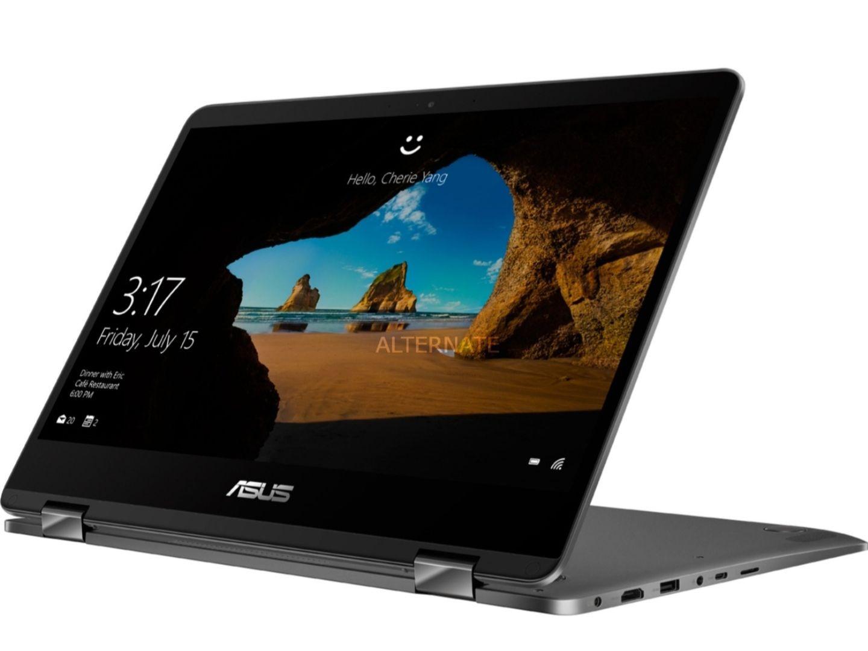 Asus Zenbook Flip 14 Convertible (UX461FA-E1094T) i5, 8GB RAM, 256GB SSD im ZackZack