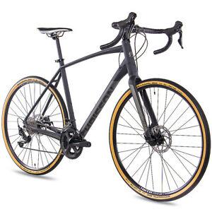 Gravel Bike mit 105er Schaltgruppe und 10,2 kg