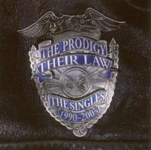 The Prodigy - Their Law (The Singles 1990-2005) 2 LP (Silver Vinyl) @ Bol.de