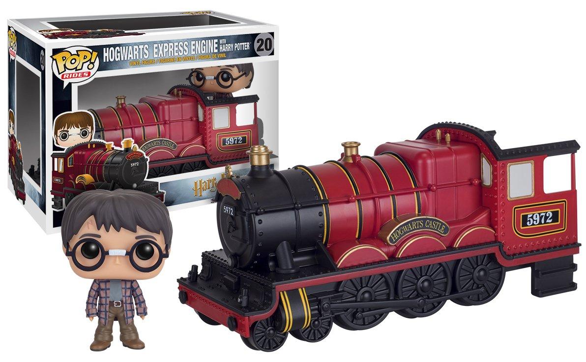Harry Potter - POP! Vinyl-Figur Hogwarts Express für 14,96€ (GameStop)