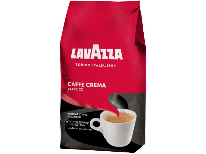 [Mediamarkt] Lavazza Cafe Crema Classico 1kg