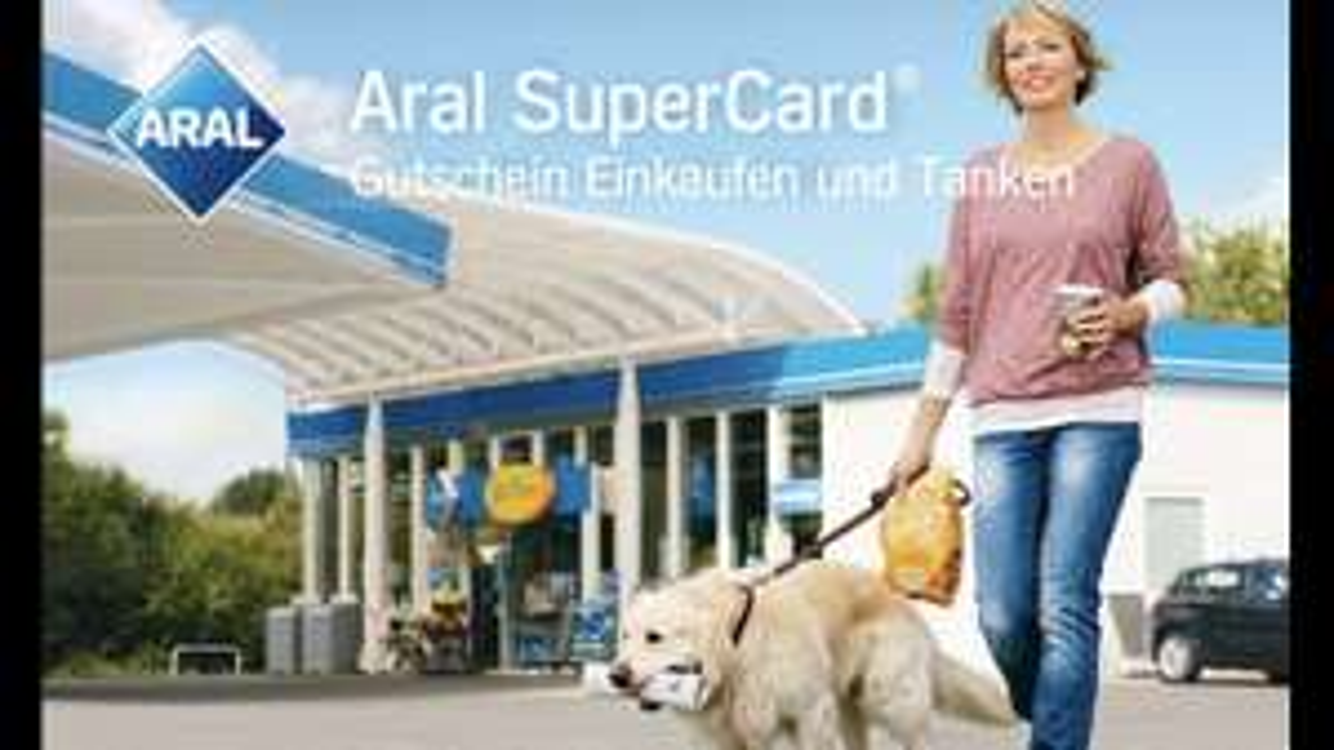 Groupon ARAL Tankkarte mit 5% Rabatt