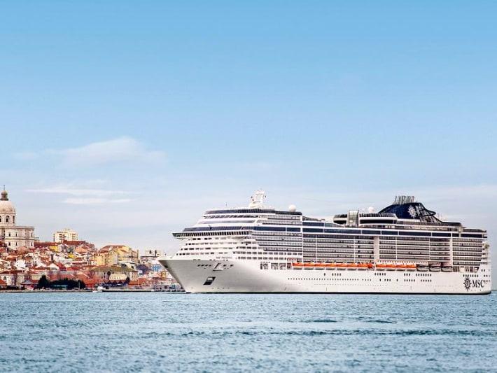 Last Minute MSC Kreuzfahrt nach Island 12 Tage ab 599€ p.P.
