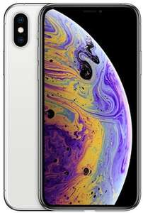 Apple iPhone XS 64GB in silber (Neuware, OVP)
