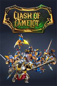 [XBOX One + PC] Clash of Camelot