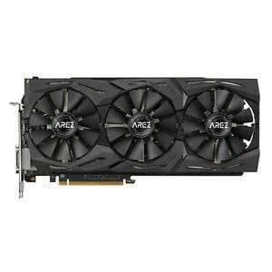 ASUS Radeon™ VEGA 56 AREZ Strix Gaming OC (90YV0B53-M0NA00) (AMD, Grafikkarte)
