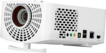 LED-Beamer LG PF1500-EU Largo (DLP, 1.920 x 1.080, 1.400 Lumen, 120Hz-ZBB, 3D-ready, Smart TV, DTS, 2x HDMI, 34dB)