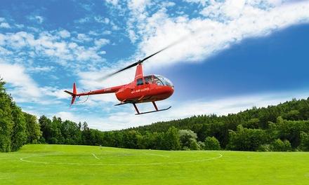 30min Hubschrauberrundflug über Köln, Bonn und Rheintal