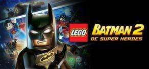 LEGO® Batman 2 DC Super Heroes™ für 6,99€ @ Steam