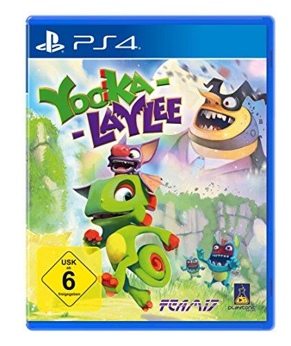 Yooka Laylee (PS4) für 9,99€ (Amazon Prime)