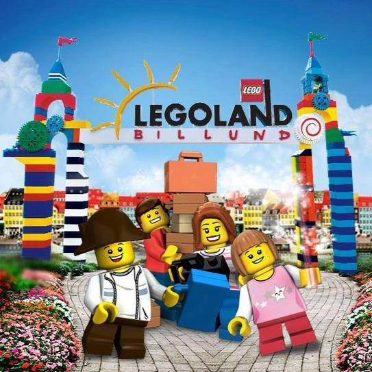 Freizeitpark: LEGOLAND Billund - Viele verschiedene Ticketkombinationen ab 92€ oder z.B. 2 Tage für 2 Erwachsene + 3 Kinder ab nur 170€