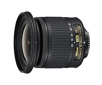 Nikon AF-P DX NIKKOR 10-20 mm 1:4.5-5.6G VR Objektiv für 199€ [amazon]