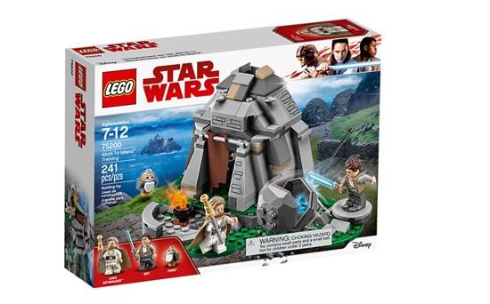 Lego bei Gamestop: Star Wars Ahch-To Island Training und weitere Star Wars Kleinsets