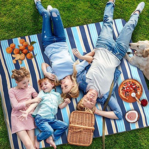 Picknickdecke (200 x 200 cm) von Sable