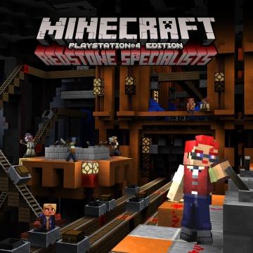 Minecraft: Skinpaket Redstone-Spezialisten & Minecraft Biome-Siedler Skinpaket 2 (PS4) kostenlos (PSN)
