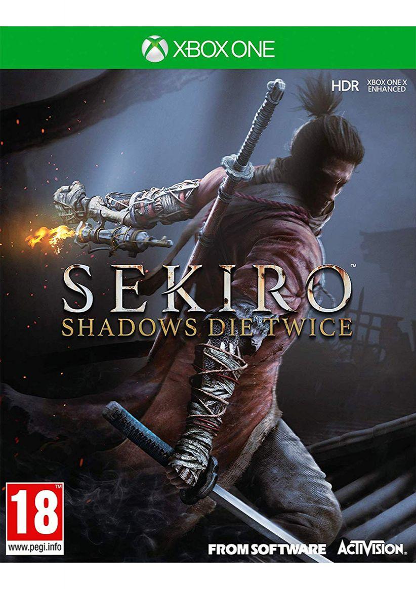 Sekiro: Shadows Die Twice (Xbox One) für 37,18€ (SimplyGames)