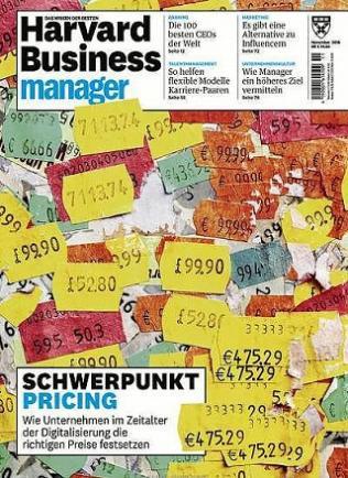 Harvard Business Manager Abo (12 Ausgaben) für 183,80 € mit 130 € BestChoice Universalgutschein