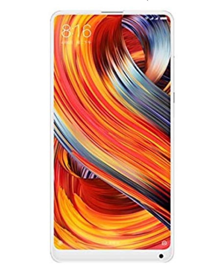 "Xiaomi Mi Mix 2 SE Smartphone 5.99"" FHD+ IPS, Snapdragon 835, 8GB, 128GB, NFC, USB-C, Dual-Sim, 3400mAh, Keramik, weiß | V.+V. durch Amazon"