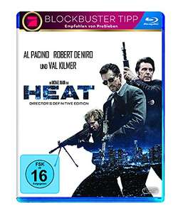 [Amazon Prime + Media Markt] Heat Blu-ray