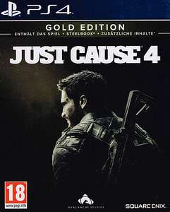Just Cause 4 Gold Edition + 5 DLCs Ps4 Playstation 4 & XBox One