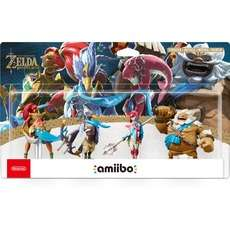 [Alternate.de]: Nintendo amiibo Recken Set (Zelda - Breath of the Wild)