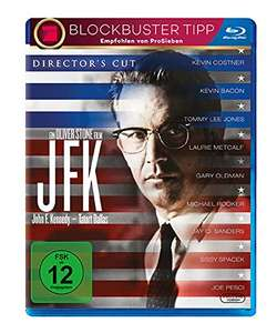 JFK - Tatort Dallas (Blu-ray) für 5€ (Amazon Prime & Media Markt)