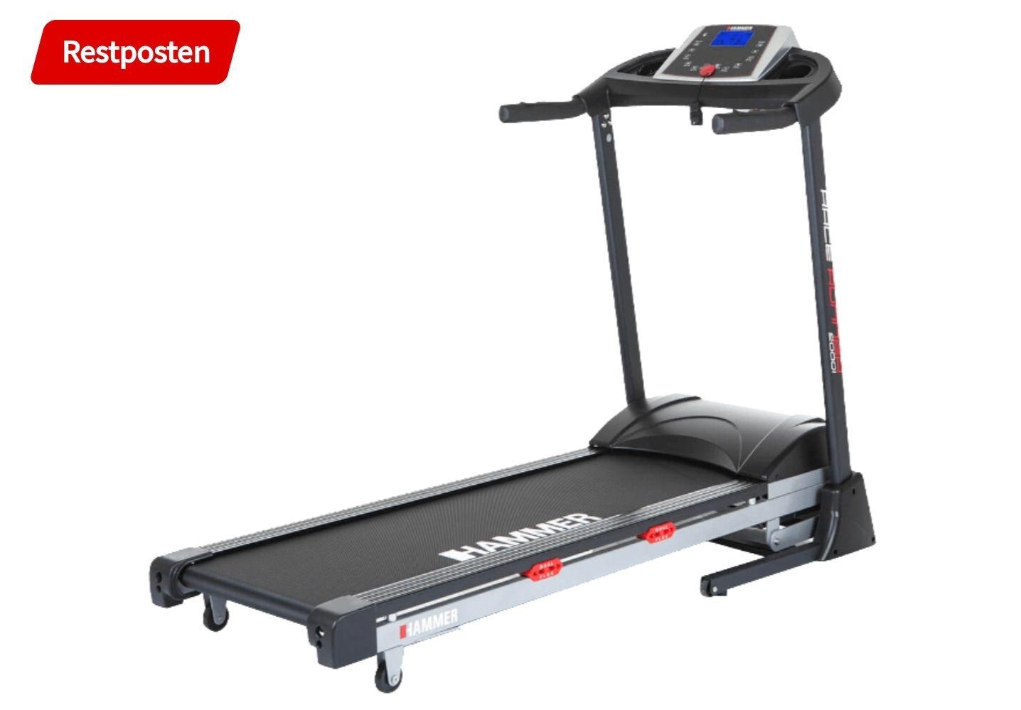Hammer Sport 4335 race runner 2000I Laufband