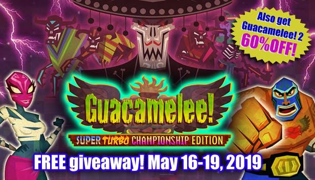 Guacamelee! Super Turbo Championship Edition kostenlos (Steam)