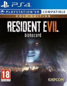 Resident Evil 7: Biohazard Gold Edition (PS4) für 19,24€ (Base.com)