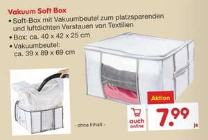 Dekor Vakuum Soft Box [Netto Filialen & online]