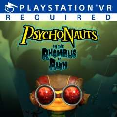 Psychonauts In The Rhombus Of Ruin PS VR (PSN)