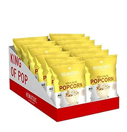 20 % auf Maxi Popcorntüten von Heimatgut (Bio)