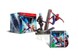 THE AMAZING SPIDER-MAN 2: RISE OF ELECTRO (FIGUR SPIDEY VS. ELECTRO) COLLECTOR'S EDITION