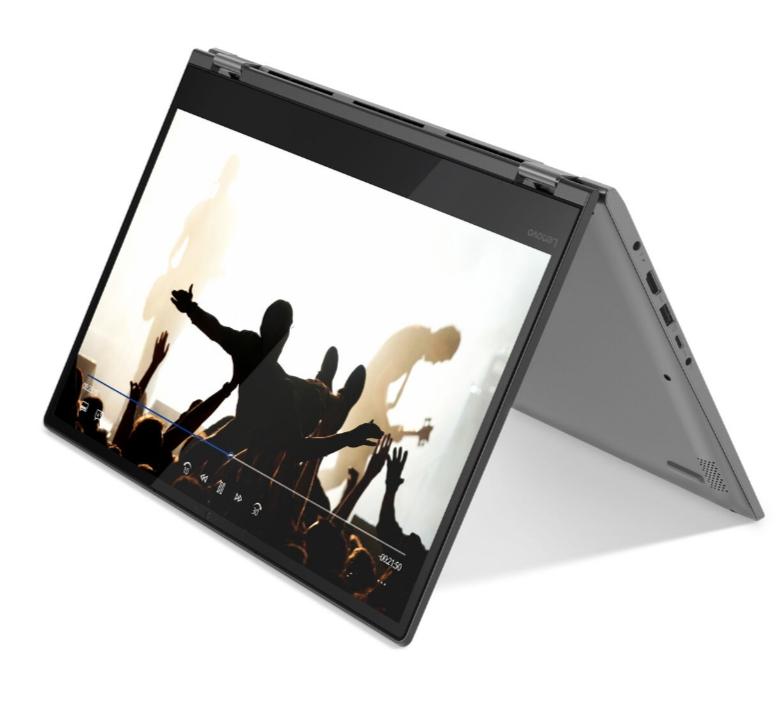 "Lenovo Yoga 530-14ARR Convertible 14"" IPS Touch, Ryzen 5 2500U, 8GB RAM, 256GB PCIe SSD, USB-C, bel. Tastatur, Win10, 1.67kg"