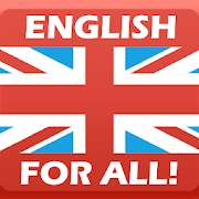 Free Android App: English for all! Pro - Englisch für alle! Pro (4,4*), Vokabeltrainer mit Quiz [Google Play Store]