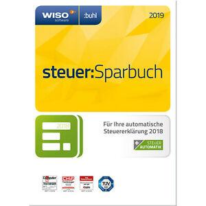 WISO steuer:Sparbuch 2019 für 17,99€ [eBay-Saturn]
