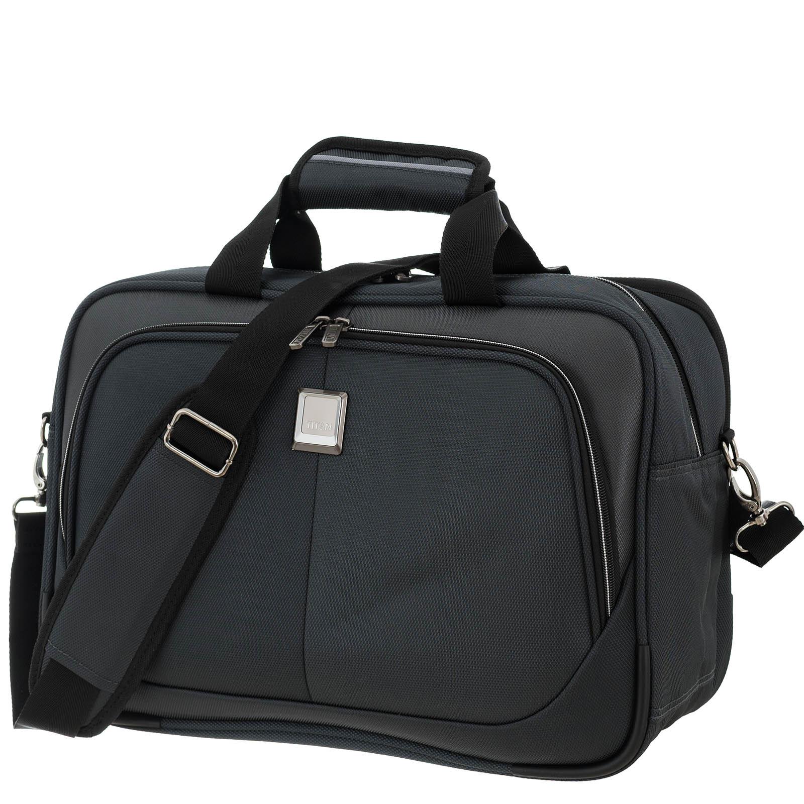 Gratis Digitale Kofferwaage ab 30€: z.B. beim Kauf einer Titan Nonstop Bordtasche (22l, 43 x 29 x 18cm, 0.9kg)